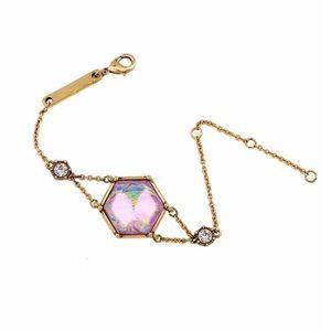 A Mermaid's Epiphany Jewelry - 🆕Rainbow Glass Crystal Gem Bracelet